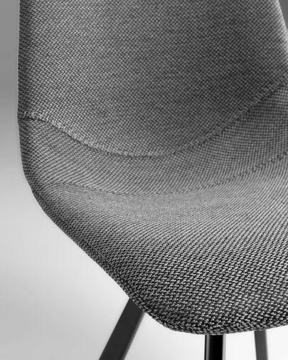 Chaise Alve gris clair
