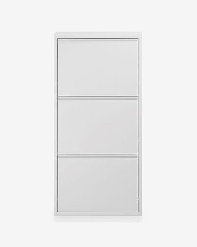 Shoe rack Ode 50 x 103 cm 3 doors white