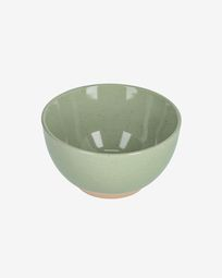 Tilla ceramic bowl in light green