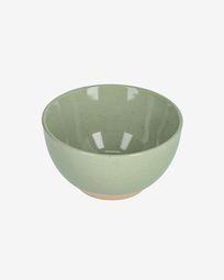Bol Tilia en céramique vert clair