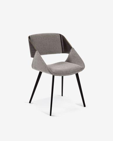 Cadira Herrick gris clar