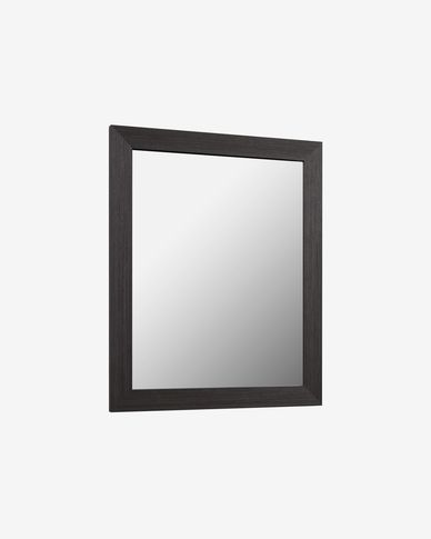 Nerina mirror dark finish 47 x 57,5 cm
