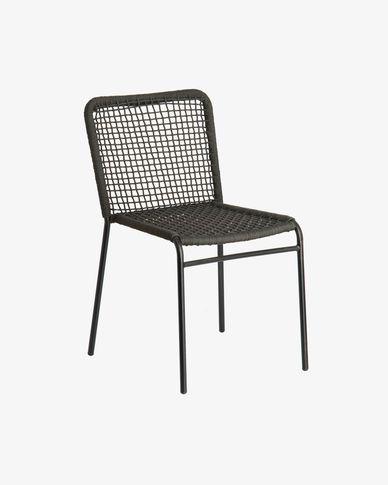 Black Pradesh chair