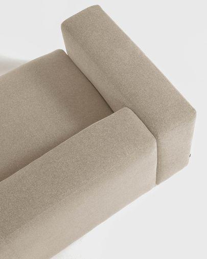 Canapé 2 places Blok beige 210 cm