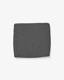 Cuscino Kavon grigio