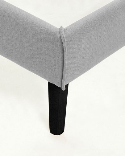 Bed Venla 160 x 200 cm grijs