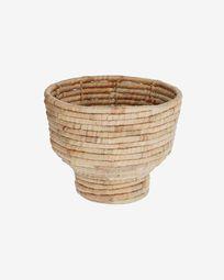 Cache-pot Colomba fibres naturelles Ø 35 cm