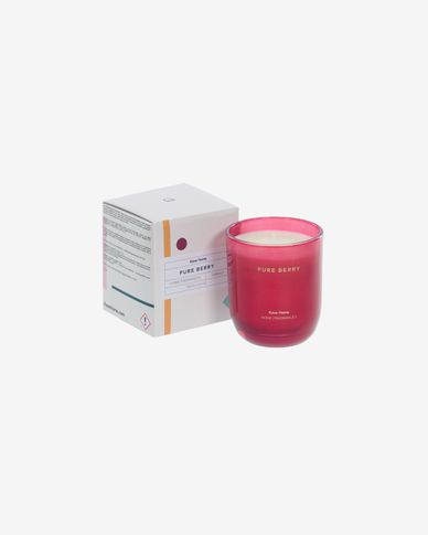Pure Berry aromatic candle