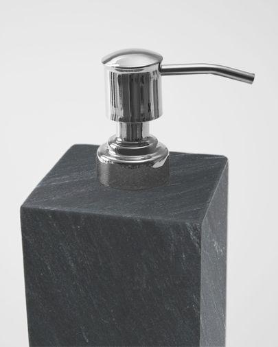 Aixa marble soap dispenser