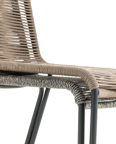 Lambton chair grey