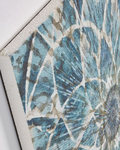 Selene art print 80 x 80 cm