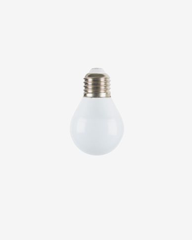 Lâmpada LED Bulb E27 de 3W e 45 mm luz neutra