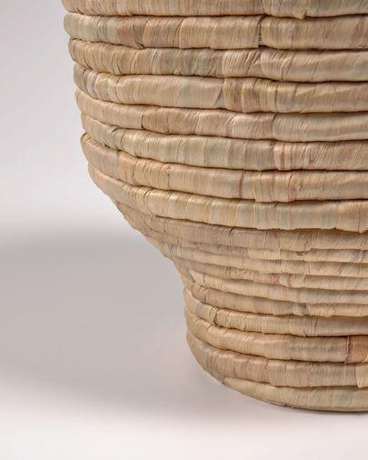 Vaso Colomba fibras naturais Ø 35 cm
