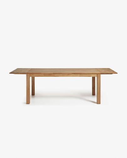 Table extensible Isbel 140 (220) x 90 cm