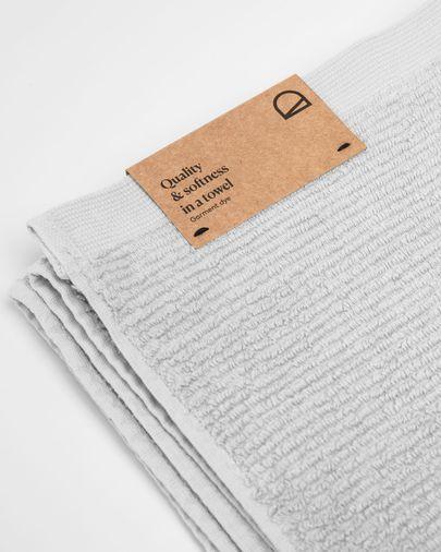 Miekki hand towel white