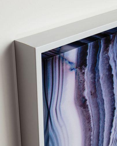 Quadro Whish 50 x 70 cm lilla