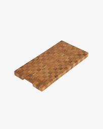 Tabla de servir Aya madera maciza acacia