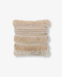 Frinn cushion cover 45 x 45 cm white