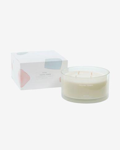 Geurkaars Pastel Tones 600 gram