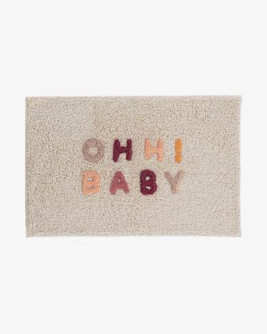 Nandi Ohh! Baby bath mat 40 x 60 cm