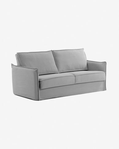 Sofà llit Samsa 160 cm visco gris