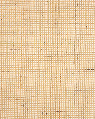 Biombo Lalita de ratán 150 x 180 cm