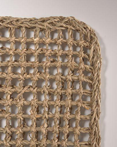 Catifa Yariela fibres naturals 60 x 40 cm