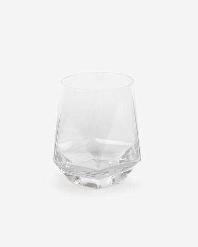 Lukina transparent glass