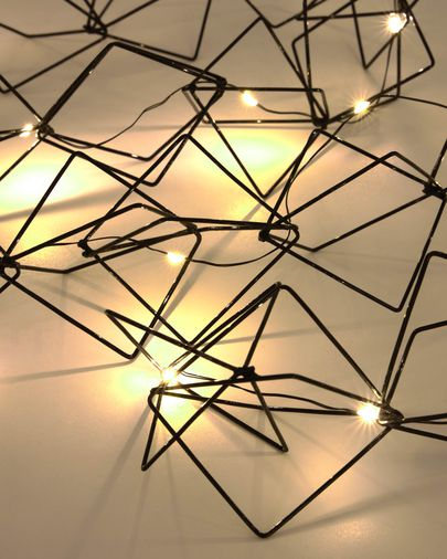 Maille black Christmas lights 1,9 m