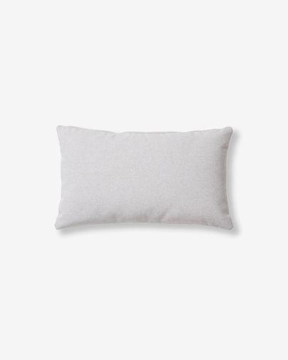 Fodera per cuscino Kam 30 x 50 cm beige