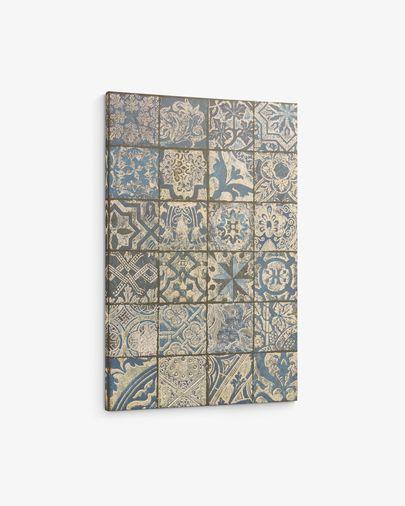 Lienzo Udo cenefa 60 x 90 cm