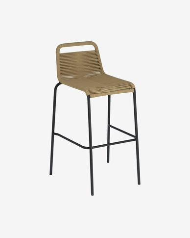 Lambton brown stool height 74 cm