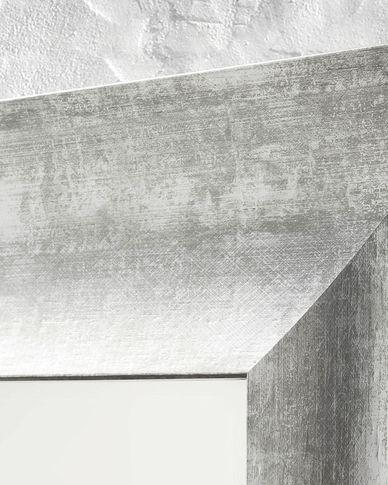 Misty spiegel 59 x 159 cm zilver