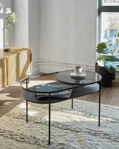 Daheli coffee table 80 x 44 cm