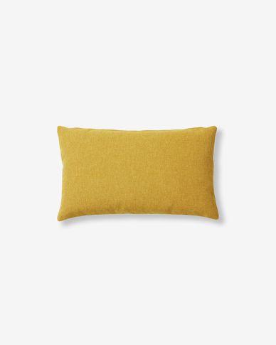 Poszewka na poduszkę Kam 30 x 50 cm musztardowy