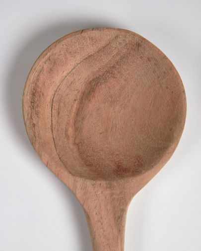 Set Ruperta de 2 utensilios de cocina de madera maciza de acacia