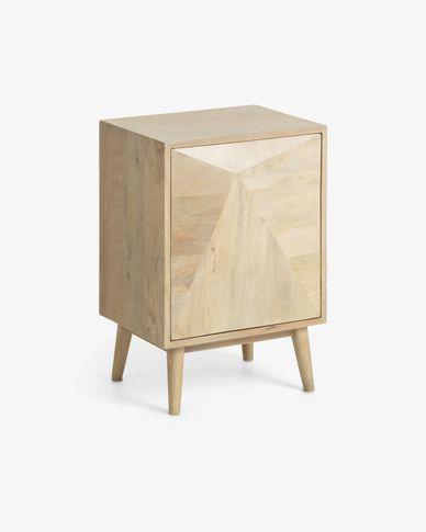 Mesa de cabeceira Sarah 42 x 60 cm