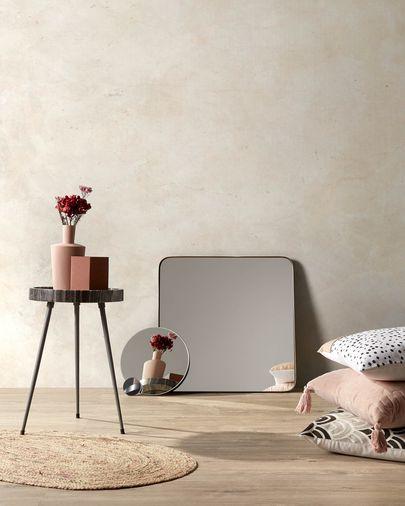 Marco gold metal wall mirror 60 x 60 cm