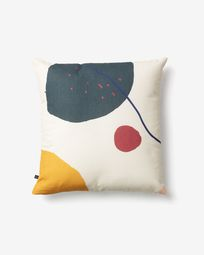 Nahieli circles cushion cover 45 x 45 cm