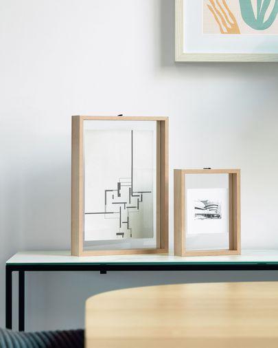 Flavina fotolijst met beschildering 22 x 31 cm