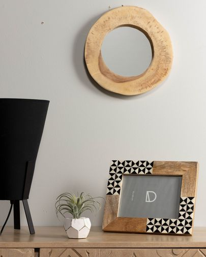Keni Mirror Ø 28 cm