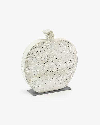 Figura decorativa Szar maçã 40 cm