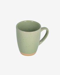 Tasse à thé Tilia en céramique vert clair