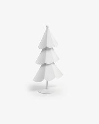 Árbol de Navidad Coraly metal blanco