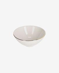 Taisia small bowl in white