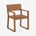 Cadeiras de refeição de exterior