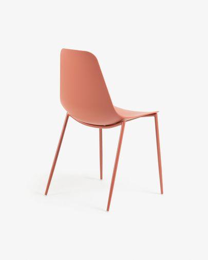 Whatts chair orange