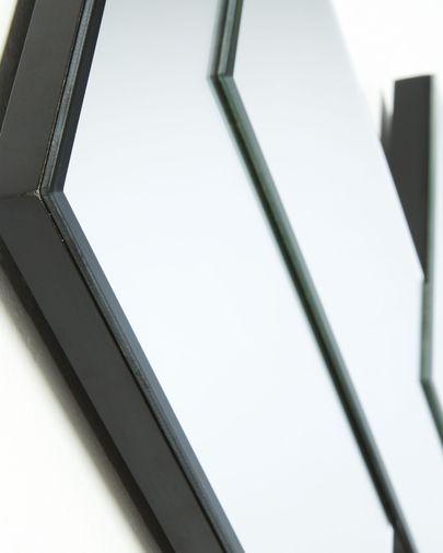 Espejo Branda de cristal biselado 60 x 120 cm