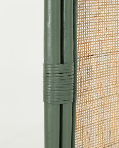 Testiera Margaret 170 x 120 cm verde