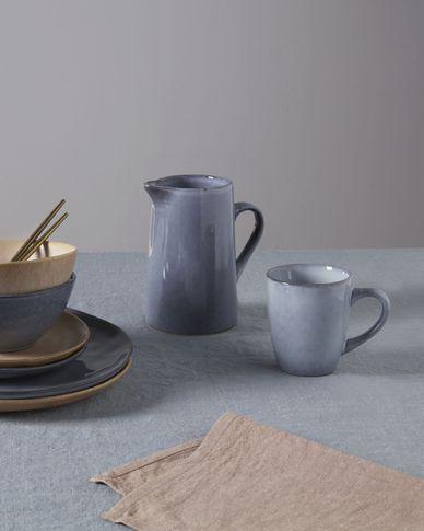 Kubek Airena niebieski ceramiczny